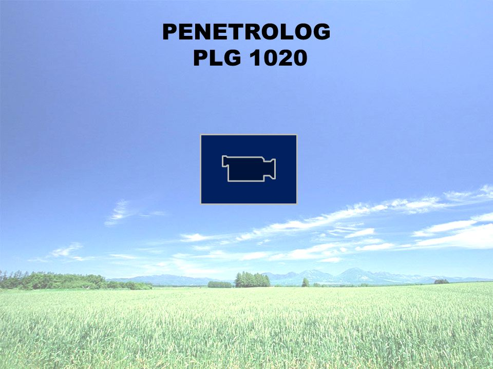 PENETROLOG PLG 1020