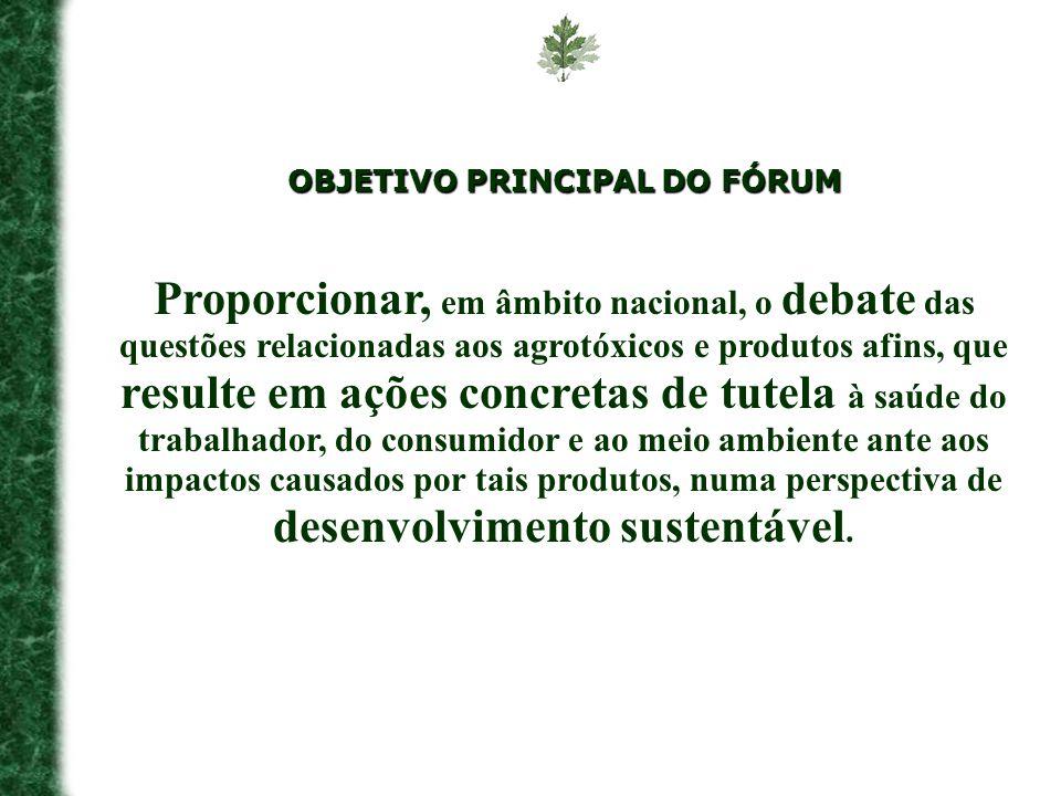 OBJETIVOS ESPECÍFICOS I - Promover articulação entre instituições governamentais e não-governamentais; II – Propugnar pela observância e cumprimento dos princípios da prevenção e precaução.