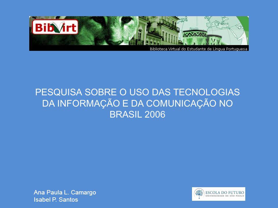 Ana Paula L.Camargo Isabel P.