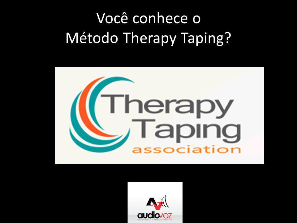 Você conhece o Método Therapy Taping?