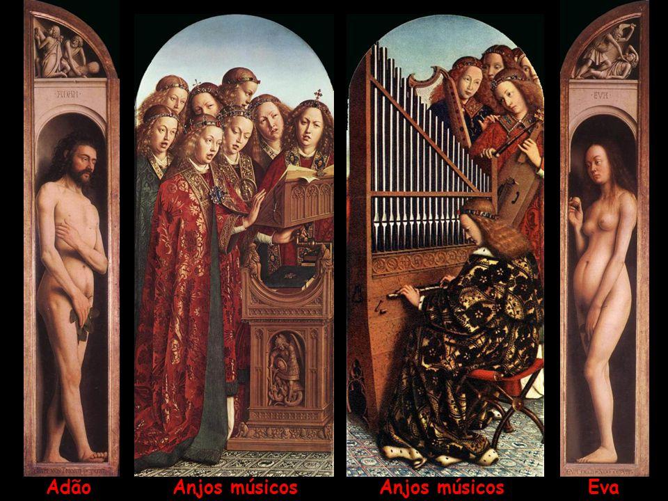 EvaAdão Anjos músicos