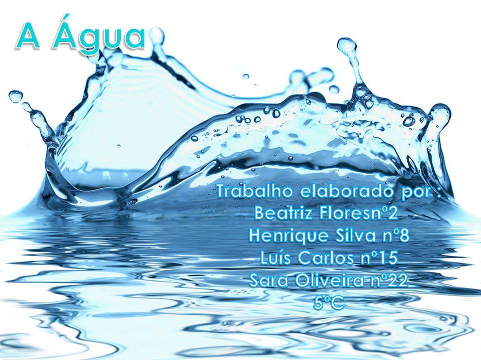  A água é um ser??.essencial para a vida humana, pois sem ela não viveríamos.