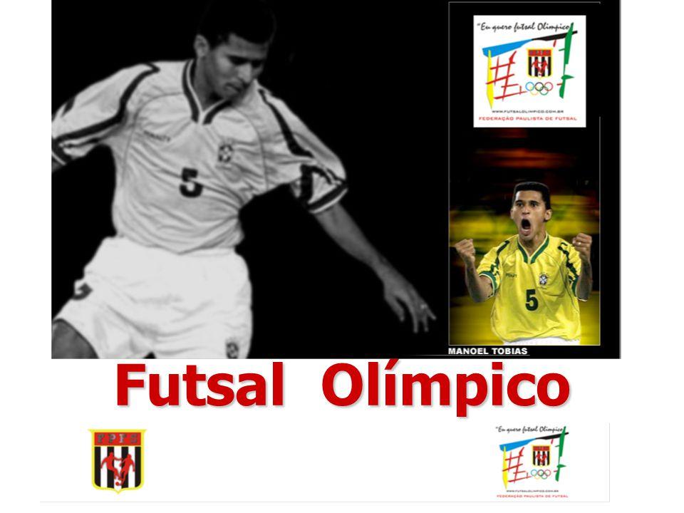   Área Social:   Dentro do Projeto do Futsal Olímpico, a F.P.F.S se preocupará com o incentivo das categorias menores e com o Futsal Feminino, com o objetivo de aumentar o número de atletas e competições do gênero.