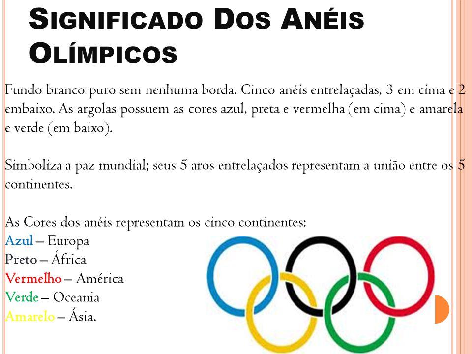 O S M ASCOTES Os mascotes das Olimpíadas de Londres são duas gotas de aço feitas em animação de cartoon. Wenlock Mandeville