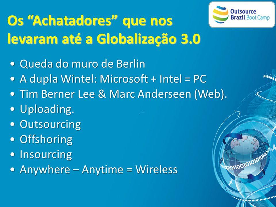• Globalização é um processo histórico, um processo contínuo e evolutivo.