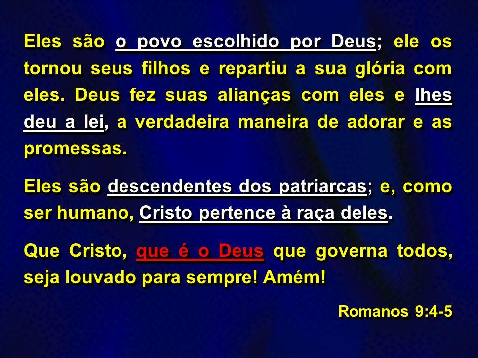 O que eu digo é verdade. Sou de Cristo e não minto; pois a minha consciência, que é controlada pelo Espírito Santo, também me afirma que não estou men