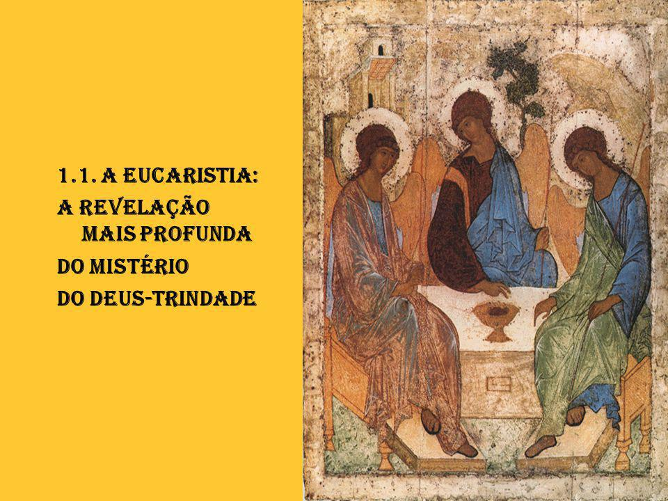 A família, lugar sagrado e arca da aliança com Deus  A família, segundo o desígnio de Deus, é um lugar sagrado e santificante.