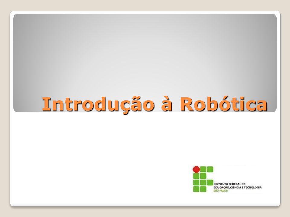 O curso Objetivos: • Ensino de robótica básica.