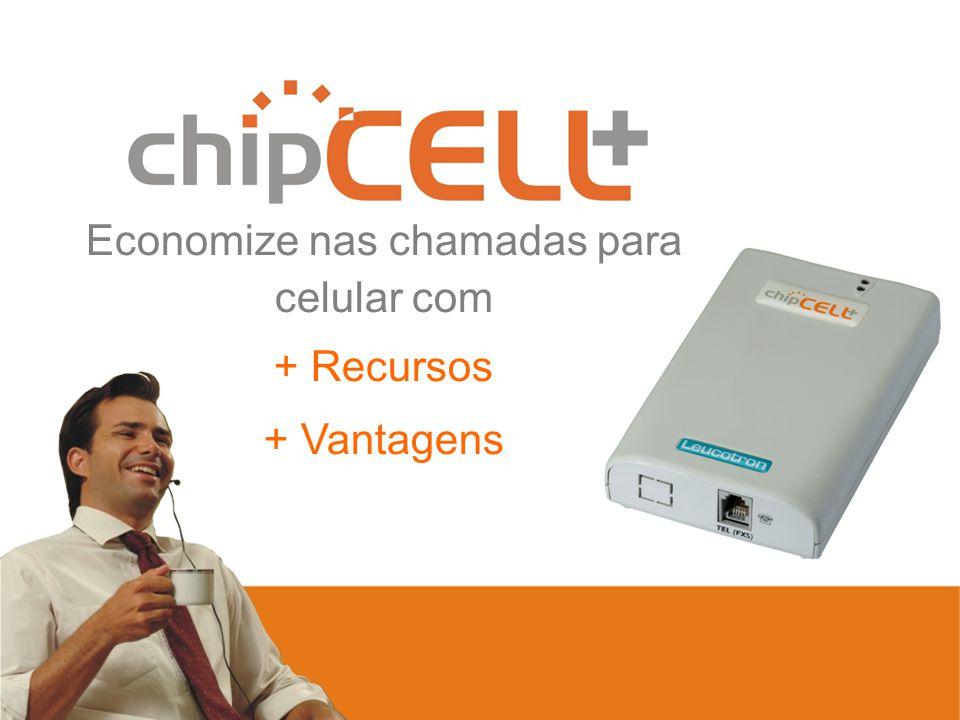 Economize nas chamadas para celular com + Recursos + Vantagens