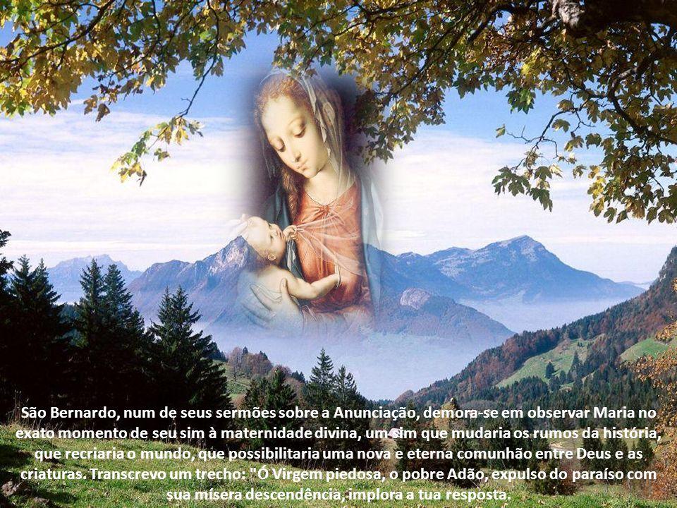 Paulo testemunha com as seguintes palavras: Quando se completou o tempo previsto, Deus enviou o seu Filho, nascido de uma mulher, nascido sujeito à Le