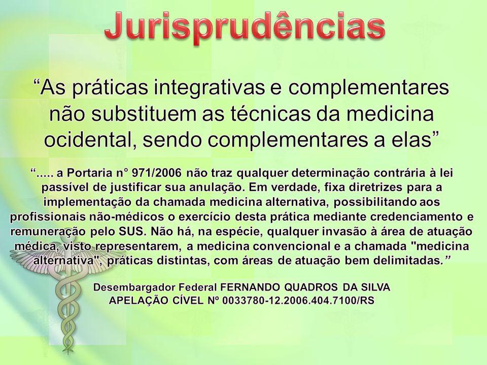 A prática dos chamados tratamentos alternativos por profissionais que não sejam formados em medicina é uma realidade no País.