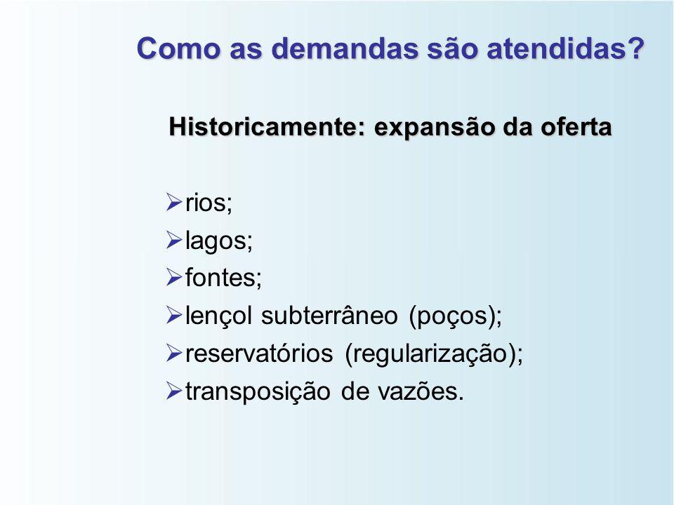 Valores Propostos  Captação  Captação:   indústria: R$ 0,03/m 3 ;   doméstico: R$ 0,01/m 3 ;   irrigação: R$ 0,005/m 3.