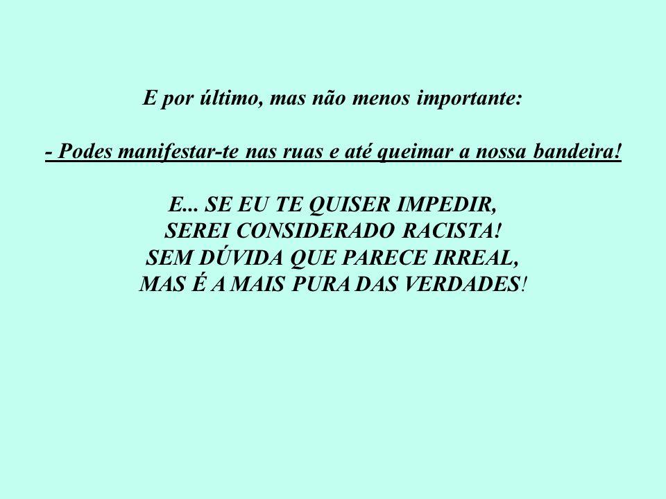 PARQUE NACIONAL CANAIMA VENEZUELA - Um abrigo... - Um trabalho... - Carta de Condução... - Cartão Europeu de Saúde... - Segurança Social... - Crédito