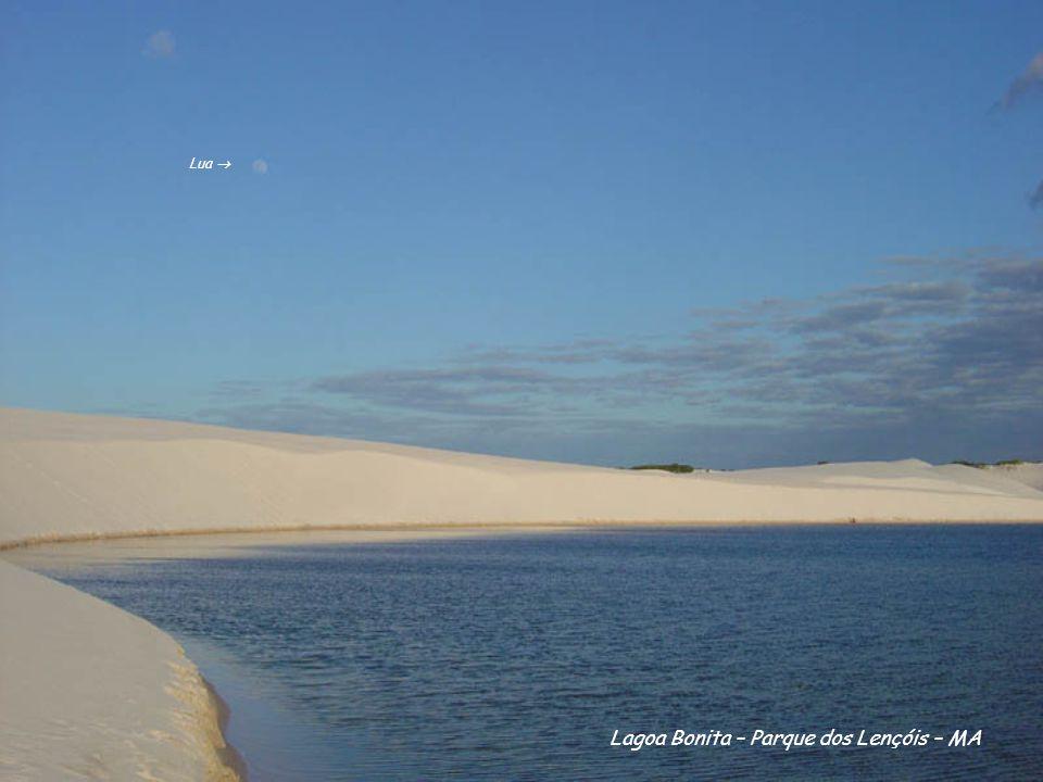 Lagoa Bonita – Parque dos Lençóis – MA Lua 