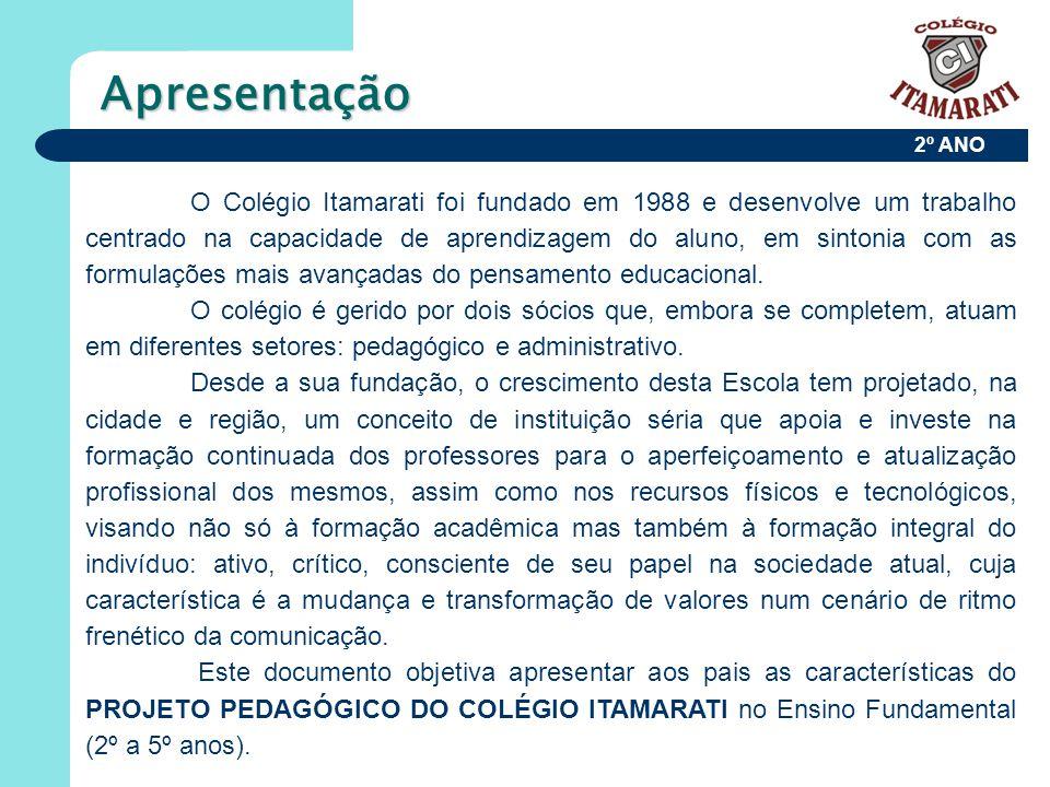 2º ANO Avaliação A avaliação é uma das dimensões mais complexas da prática educativa.