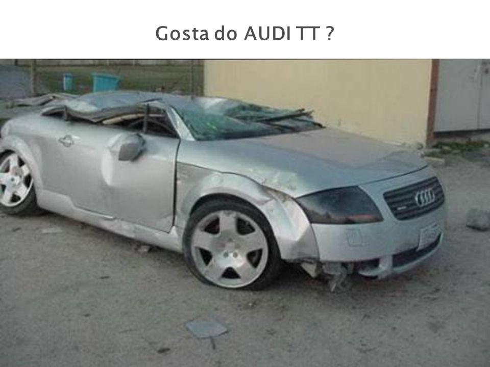 Gosta do AUDI TT ?