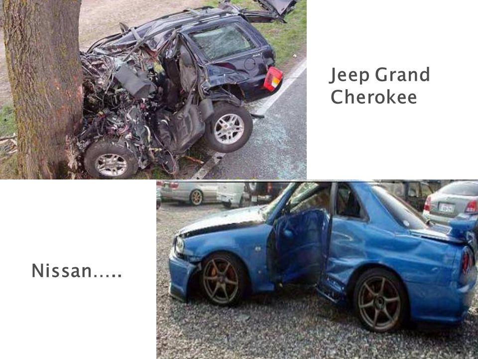 Os japoneses alegam ter a mais avançada tecnologia do mundo. Um carro da Honda Portanto deve ser seguro….