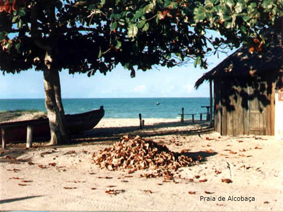 Praia de Guaratiba – Alcobaça