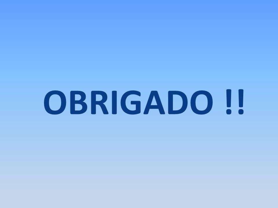 OBRIGADO !!