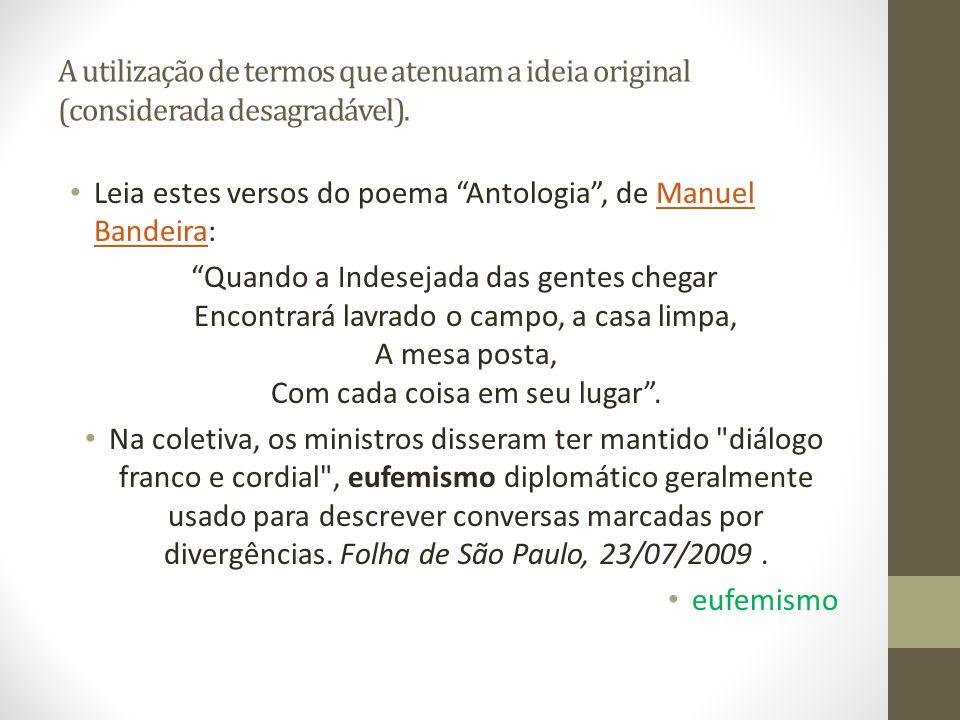 Brasil, de amor eterno seja símbolo (Brasil, que para sempre tua bandeira cheia de estrelas,) O lábaro que ostentas estrelado (Seja símbolo de amor eterno) E diga o verde-louro dessa flâmula (E que o verde-amarelo da bandeira diga) - Paz no futuro e glória no passado.