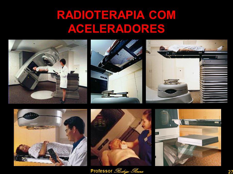 27 Professor Rodrigo Penna RADIOTERAPIA COM ACELERADORES