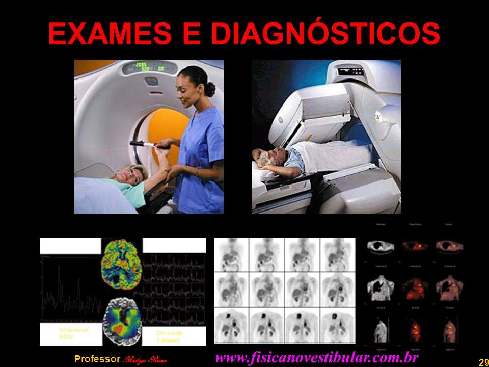 29 EXAMES E DIAGNÓSTICOS Professor Rodrigo Penna www.fisicanovestibular.com.br
