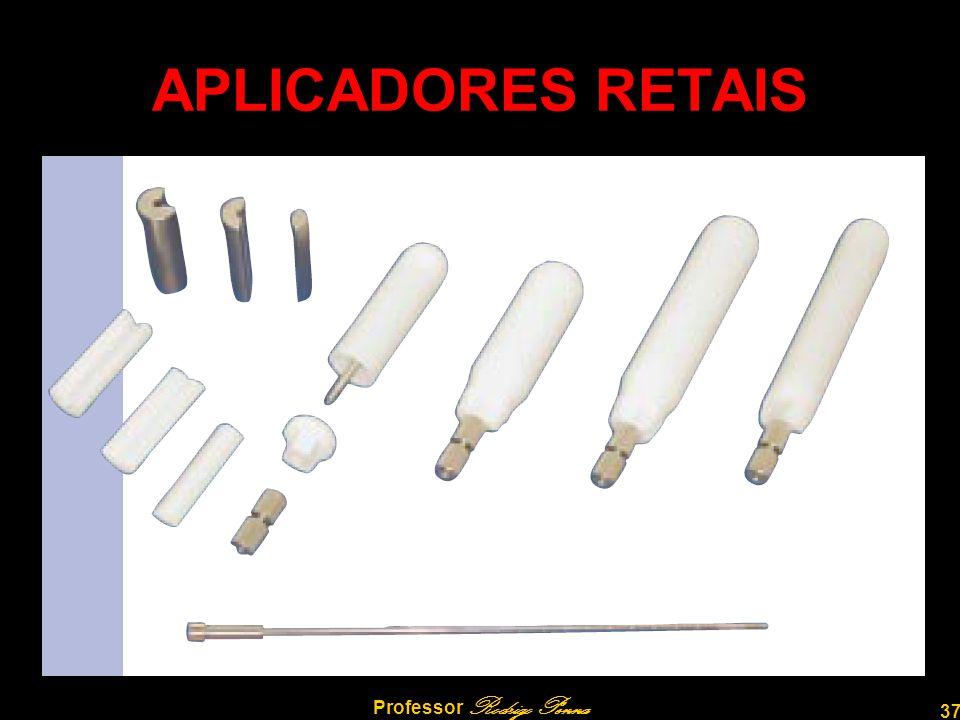 37 Professor Rodrigo Penna APLICADORES RETAIS