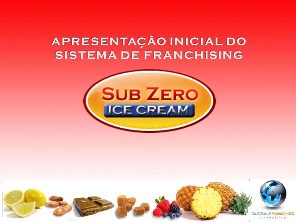 A Sub Zero Ice Cream oferece um sorvete verdadeiramente personalizado.