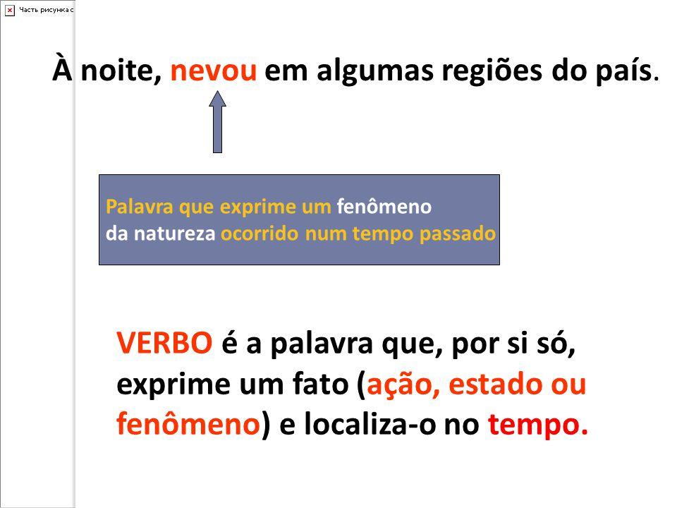 LOCUÇÃO VERBAL Combinação de verbos auxiliares (ter, haver, e estar) com verbos nas formas nominais.