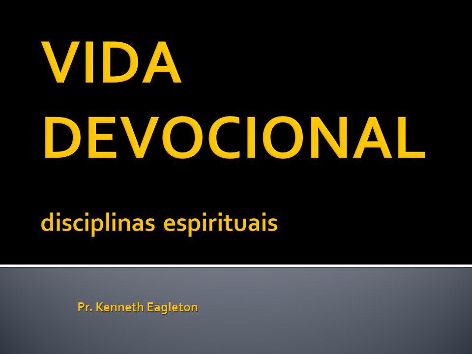 O relacionamento sadio com Cristo é feito de um equilíbrio entre experiências e disciplinas espirituais.