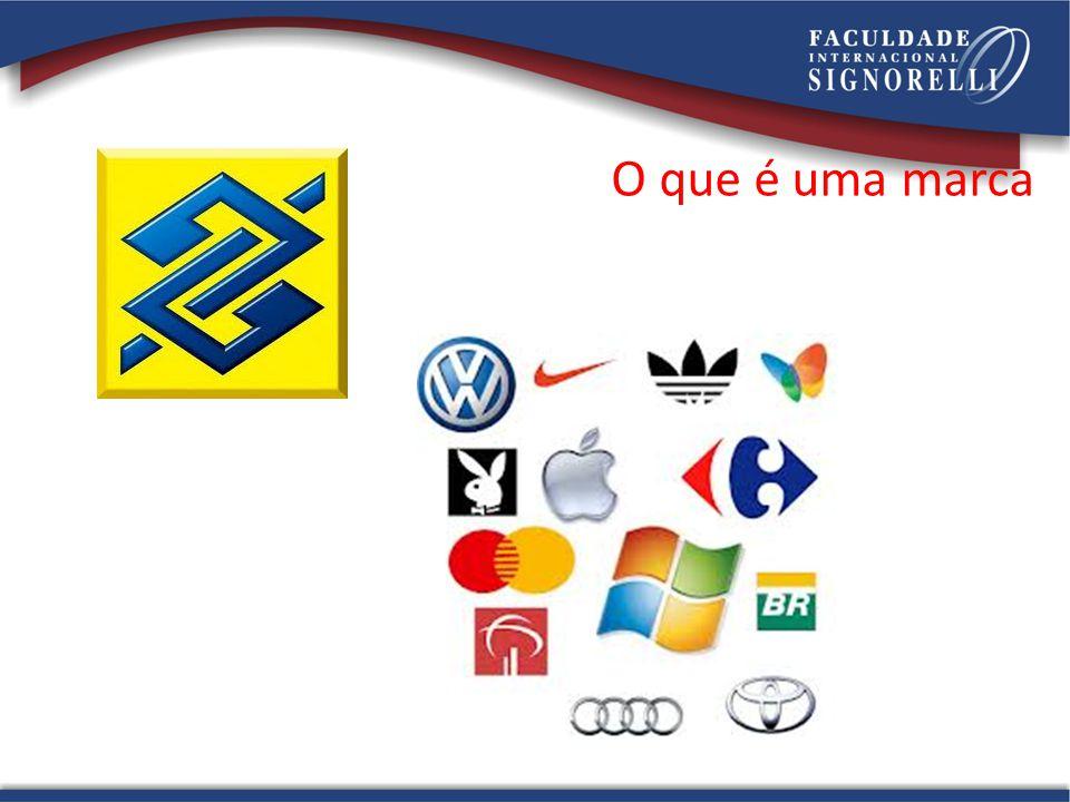 O que é uma marca?