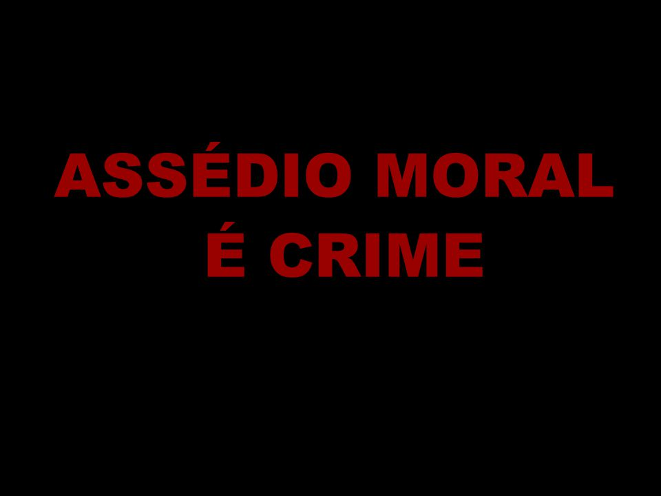 ASSÉDIO MORAL é crime DENUNCIE AO SINDICATO Trabalhador gráfico se você está sofrendo ou presenciando qualquer tipo de assédio denuncie ao STIG-MG: Telefone 3422 45 03 www.graficosmg.org.br graficos@graficosmg.org