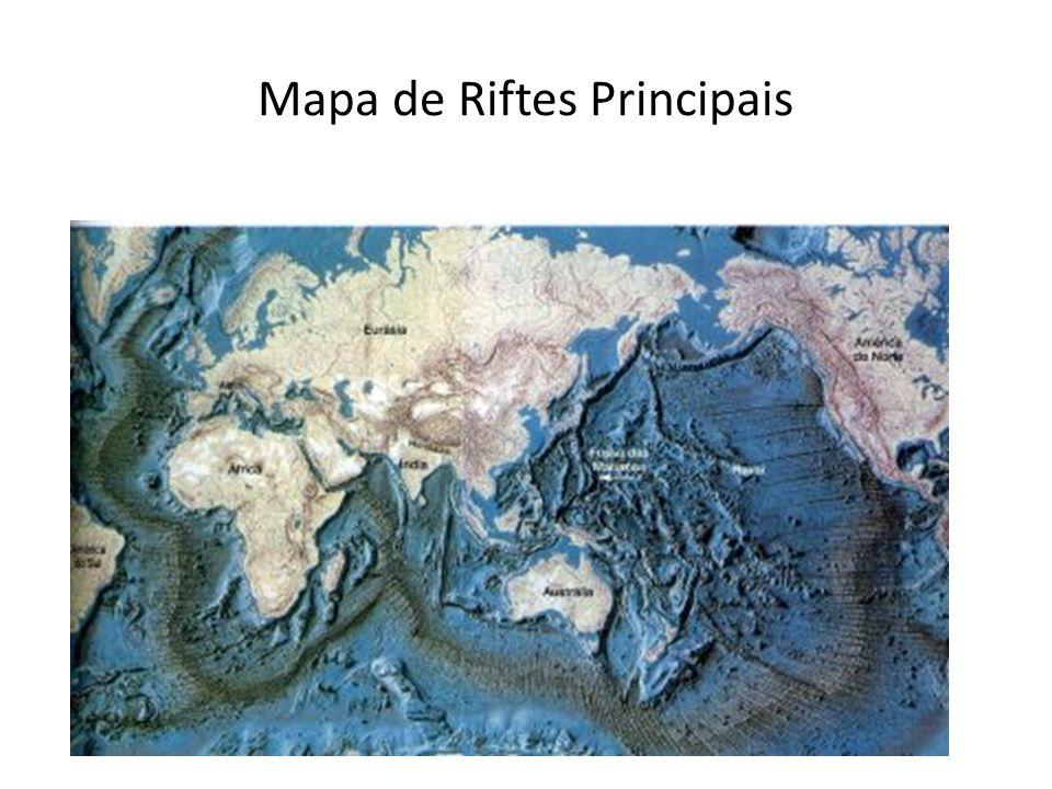 Mapa de Riftes Principais