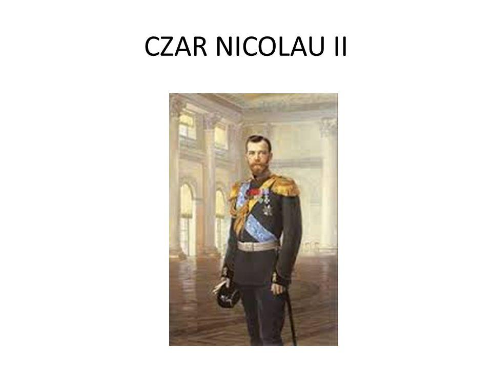 CZAR NICOLAU II