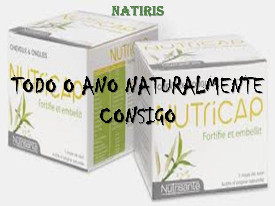 NATIRIS TODO O ANO NATURALMENTE CONSIGO