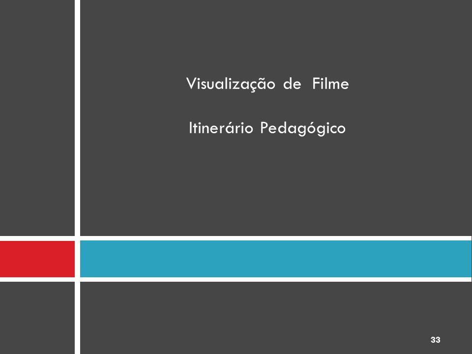 Visualização de Filme Itinerário Pedagógico 33