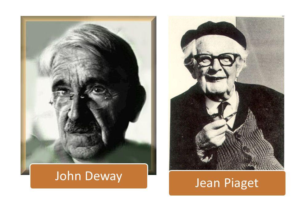 John DewayJean Piaget
