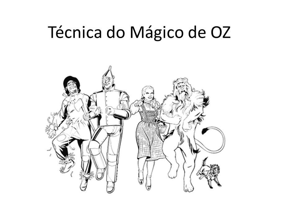 Técnica do Mágico de OZ