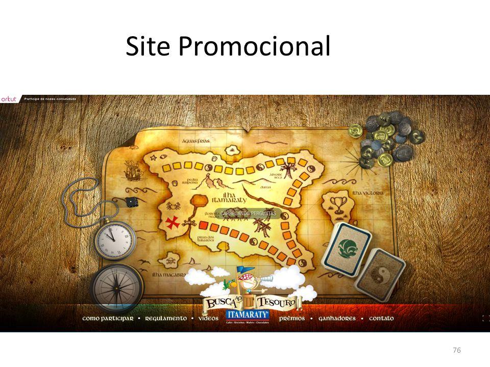 76 Site Promocional