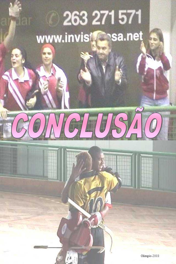 O GRANDE SONHO HOQUISTA DOS NOSSOS JOVENS Motivação dos jovens hoquistas portugueses Olímpio 2003/4 K O grande, grande sonho é a Selecção Nacional