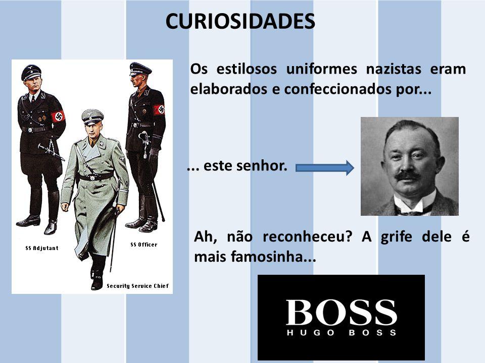 CURIOSIDADES http://www.youtube.com/watch?v=3OmQDzIi3v0 pess (discurso de Charles Chaplin no filme O grande ditador, de 1940) http://www.youtube.com/watch?v=aJG8xSJhSHs (fala de Pedro Bandeira sobre a Literatura)oas, submissão de corpos vivos a tanques de gelo, métodos de esterilização em massa, etc.