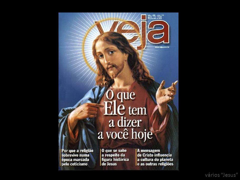 Um Jesus para cada um Jesus Christ Superstar (1973) O Messias (1975 – Robert Powell)