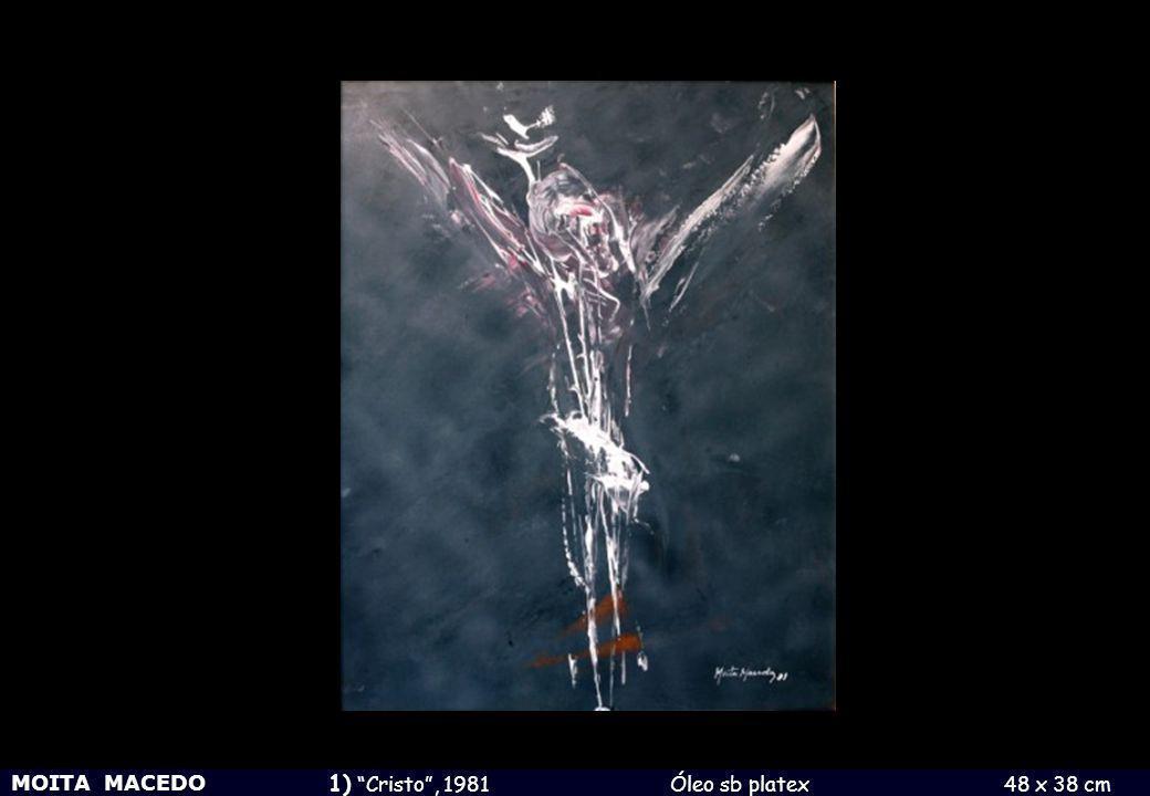 MOITA MACEDO 18) 19) e 20) Cenas de Toreio , 1972 Técª mista sb papel 10 x 14 cm