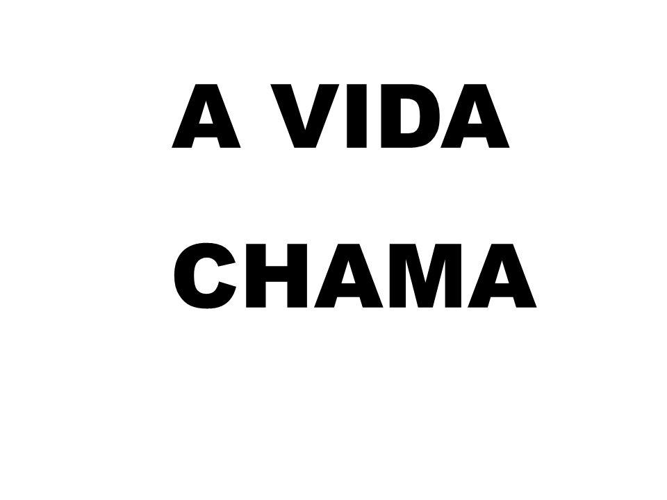 A VIDA CHAMA