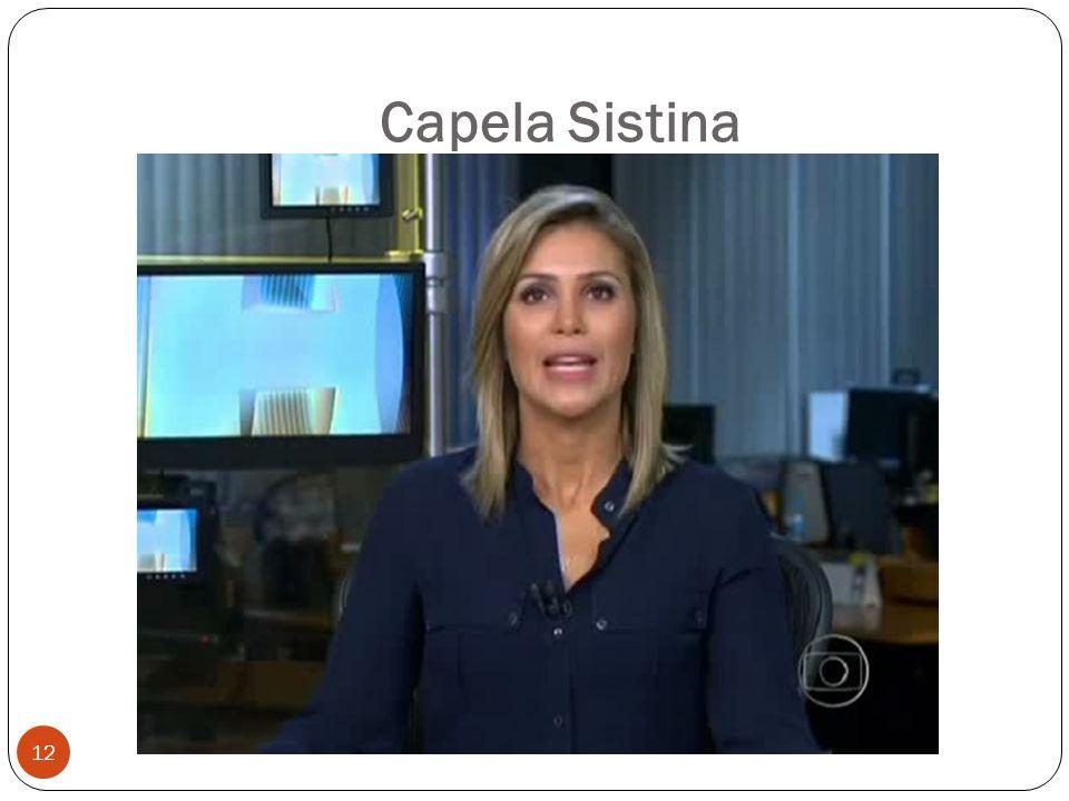 Capela Sistina 12