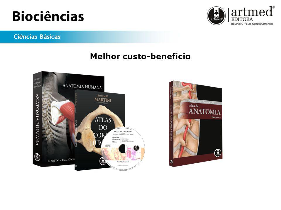 Ciências Básicas Melhor custo-benefício