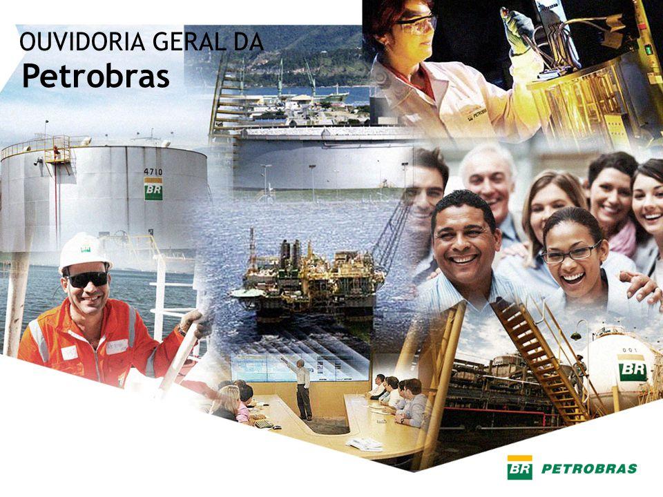 OUVIDORIA GERAL DA Petrobras