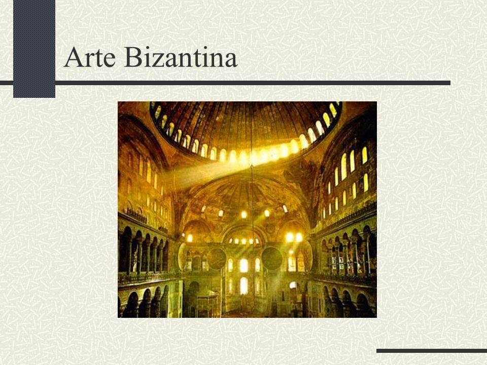 Arte Islâmica (Muçulmana) Traços estilísticos de povos conquistados Omeíades (661-750) – arco em ferradura, minarete, mosaico Abássidas (750-1258)- arcos trabalhados, Iwan, mausoléis, muqarnas e cerâmica.