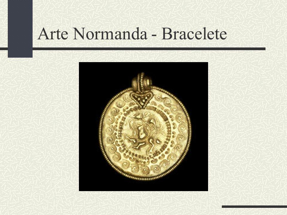 Arte Normanda - Bracelete