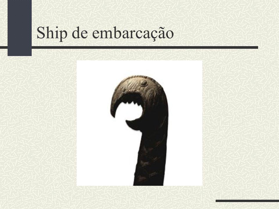 Ship de embarcação